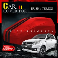 Body Cover / Sarung Mobil Warna Premium Rush / Terios Waterproof