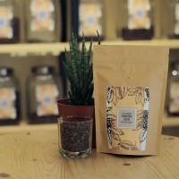 Jual Biji Kopi Robusta Aceh Gayo 250gr Halokoffi Coffee Bean Bubuk  Murah