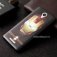 Jual SILIKON SUPERHERO Xiaomi redmi 3 note 1 2 soft case back cover casing Murah