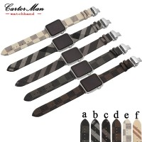 Jual Monochrome Leather Strap Band for Apple Watch 42mm Murah