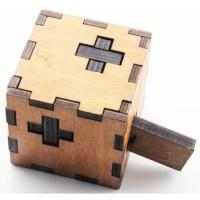 Jual 3D Wood Puzzle Model Cube Murah