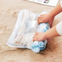 Jual Barang Hand Roll Vacuum Bag 1 Set isi 4pcs L8 Murah