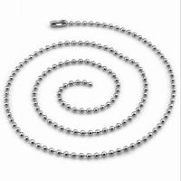 Jual MFA Kalung Jangkar Silver Polos Liontin Pria Maco Titanium Import 597 Murah