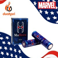 Mahero Baterai Vape 18650 3000mAh 35A Authentic Original Battery