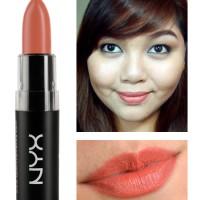 STRAWBERRY DAIQUIRI - NYX Matte Lipstick Limited