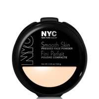 NYC SMOOTH SKIN PRESSED FACE POWDER - TRANSLUCENT Diskon