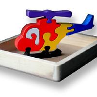 Jual Puzzle satuan 3D Helikopter Murah