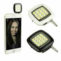 Jual LAMPU SELFIE HP SMARTPHONE ANDROID IPHONE Murah