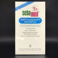 Sebamed Anti-dandruff shampoo 400ml