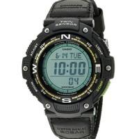 Casio SGW 100B-3a2 Twin Sensor - Kompas Thermo SGW 100 Like Protrek
