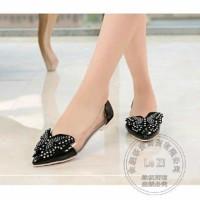 Jual Sepatu Boots Wanita Korea Hello Kitty SBO314 Berkualitas Murah
