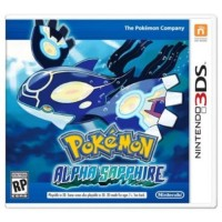 Jual 3DS POKEMON ALPHA SAPPHIRE (Asia/English) Murah