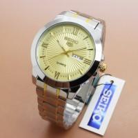 Jual BAS Jam Tangan Seiko 5 5987G Male Combi Plat Gold 577 Murah