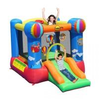 Jual Happy Hop Hot Air Balloon Slide & Hoop Bouncer 9070N Murah