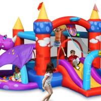 Jual Happy Hop Castle Bouncer 9022 Murah