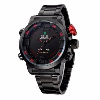 Weide jam tangan Japan Quartz Miyota Citizen movts LED Sports Watch