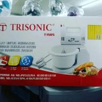 Mixer Trisonic T1505 Pengaduk Kue Trisonic Stand Mixer T1505