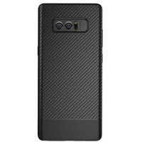 Samsung HP Note 8 - Case Carbon Fiber Rugged Armor TPU Ver.2-Softshell