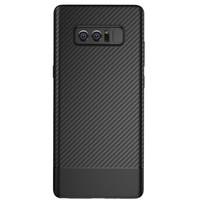 Samsung HP Note 8 - Case Carbon Fiber Rugged Armor TPU Ver.2-Softshell