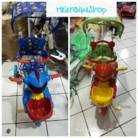Jual Tricycle Doesbike Musik 3 Murah