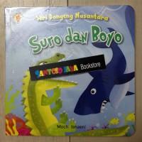 Board Book Seri Dongeng Nusantara: Suro dan Boyo oleh Moch. Isnaeni