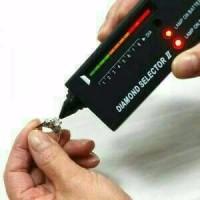 Jual PREMIUM diamond selector uji II alat penguji kekerasan batu cincin be Murah