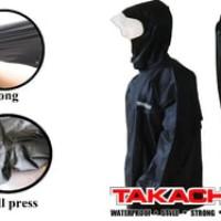 Jual Jas Hujan grade KARET Takachi Japan Original Grade A+ high quality, Murah