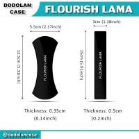 Jual Flourish Lama Sticky Gel Pad / Holder Nano Rubber Pad Anti Gravity Murah