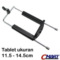 Jual Clamp Tongsis Holder U Medium Size Mount Dudukan Tablet - GRC-SPHU-14 Murah