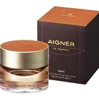 Parfum Ori Eropa Aigner In Leather Man EDT 125 Ml ~ No Box