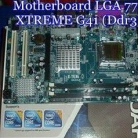 MotherBoard EXTREME G41 - Mainboard G41 Extreme