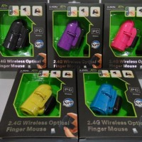 Jual Wireless Finger Mouse Murah Murah