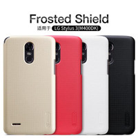 Hard Case Nillkin LG Stylus 3 (Free Anti Gores) - Ready