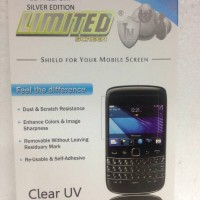 Jual Anti Gores Clear Blackberry Passport Silver Edition / Dallas - Ready Murah