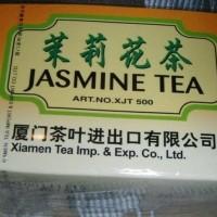 Jual Jasmine Tea Xiamen Teh Bunga Melati Yasmin Jasmin Import Tea Bag Celup Murah