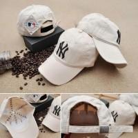 topi baseball ny - ny cap original import - hat Berkualitas