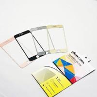 Jual TEMPERED GLASS NORTON WARNA / COLOUR IPHONE Iphone 6+ / Iphone 6 plus Murah