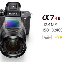 Kamera Sony Alpha A7RII Body Only