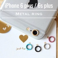 Jual [PROMO]Ring Camera Iphone 6 plus /6S Plus /Pelindung Kamera /Lens Pro Murah