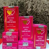 Jual Sabun Sari Kesed Dua Hati Untuk Wanita Murah
