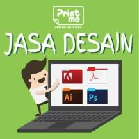 DESAIN/DESIGN/SETTING/EDIT Kartu Nama/Spanduk/Backdrop/Banner/Brosur!
