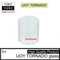 Replacement Glass for IJOY TORNADO glass tube vaporizer RGi001 ROX