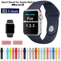 Tali jam Sport Strap Band for Apple Watch iWatch series 1 2 3 MURAH