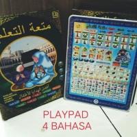 Jual Playpad 4 Bahasa/Mainan Edukasi Anak Murah