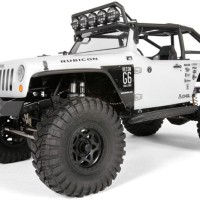 Axial SCX10 Jeep Wrangler G6 1/10 EP 4WD Kit