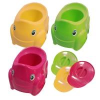 Jual OWAPispot Potty Seat Tempat Pipis Duduk Plus Penutup Cute Cars Murah
