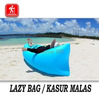 Jual PROMO Sale Lamzac Lazy Air Bed Kursi Sofa Angin Kuat Tahan Beban 125 k Murah