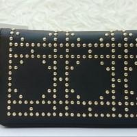Dior Wallet Premium 19cm / Dompet Wanita Branded / Fashion / Murah