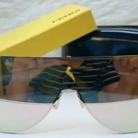 Jual Fendi Eyeline Sunglasses Mirror Quality / Kacamata Hitam Branded  Murah