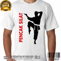 Tshirt PENCAK SILAT Hight Quality virgoshop clothing